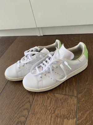 Adidas Stan Smith weiß neon grün 39 Leder