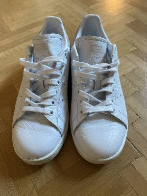Adidas Stan Smith Adicolor Sneaker stringata bianco-beige chiaro