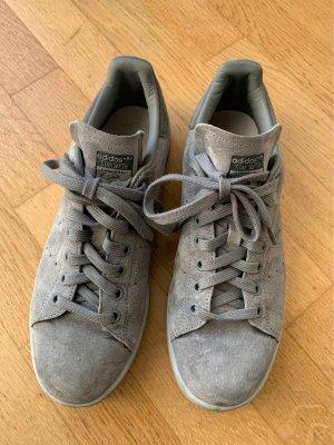 adidas stan smith Sneakers met veters grijs-donkergrijs