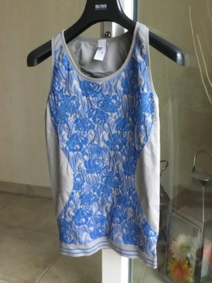 Adidas by Stella McCartney Sports Tank cornflower blue-silver-colored