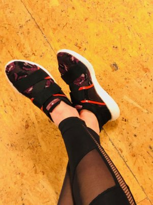 Adidas Zapatillas con velcro multicolor fibra textil