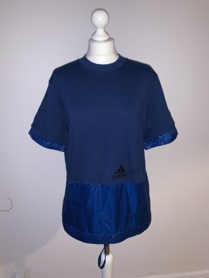 Adidas by Stella McCartney Maglietta sport blu