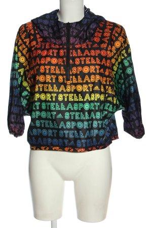 Adidas Stellasport Krótka kurtka Na całej powierzchni W stylu casual