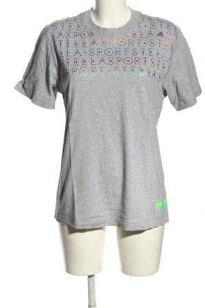 Adidas Stellasport T-Shirt meliert Casual-Look