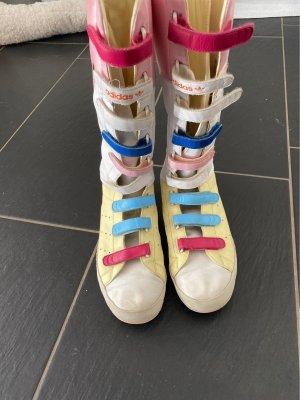 Adidas Halfhoge laarzen veelkleurig