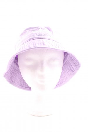 Adidas Fabric Hat purple casual look