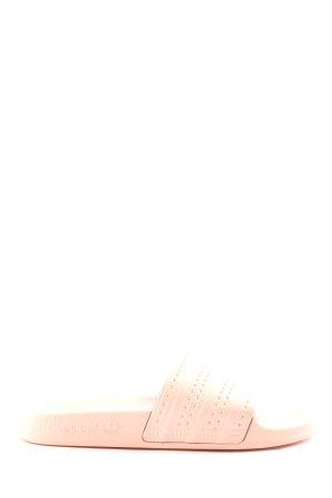 Adidas Sandalias de playa nude elegante
