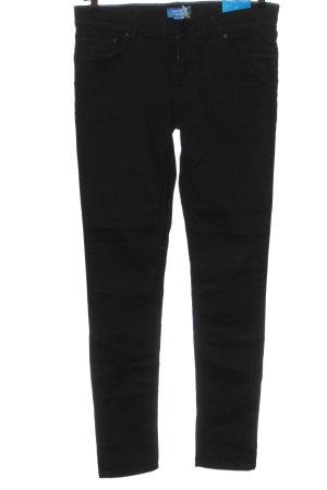 Adidas Jeans stretch noir style décontracté