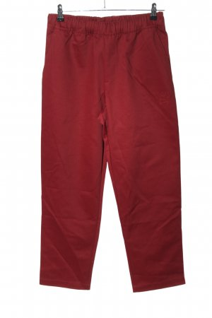 Adidas Stretch Jeans rot Casual-Look