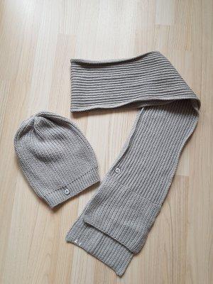Adidas Strick-Set Beanie + Schal