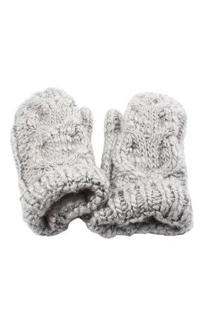 Adidas Rękawiczki z dzianiny jasnoszary W stylu casual