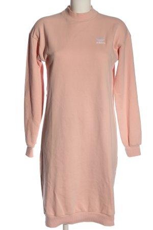 Adidas Strickkleid pink Casual-Look