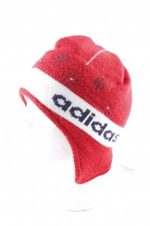 Adidas Gebreide Muts abstract patroon casual uitstraling