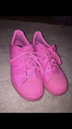 Adidas supercolor semi solar pink