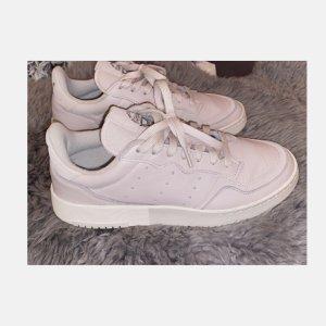 Adidas Zapatilla brogue malva-blanco