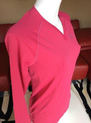 "Adidas ""Supernova"" Sport Shirt Atmungsaktiv Langarm Size XL Pink"