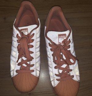 Adidas superstar Instapsneakers neonoranje