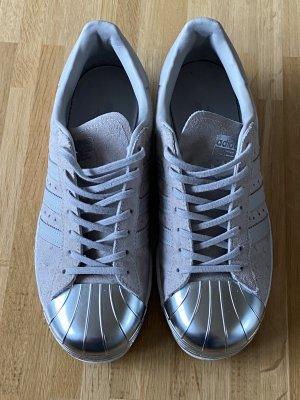 Adidas Superstar 80s Metal Toe grau/silber