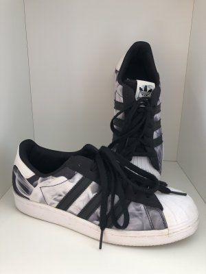 Adidas Originals Sneakers met veters zwart-wit