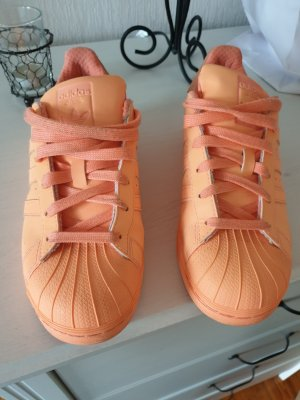 Adidas NEO Lace-Up Sneaker neon orange
