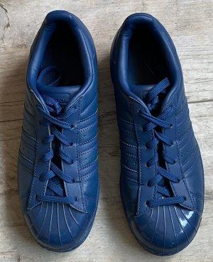 Adidas Originals Sneakers met veters blauw