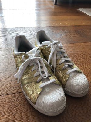 Adidas Superstar Gold Pailletten