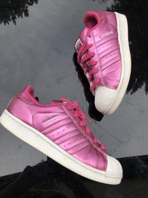 Adidas Superstar Gr 38,5. pink. KP 90€