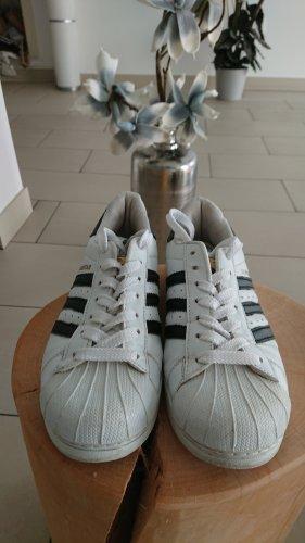 Adidas Superstar, Gr. 38, weiss-schwarz, NP 89,90€
