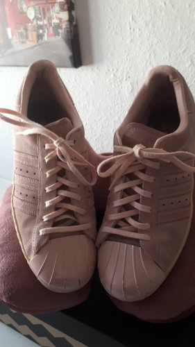Adidas Superstar Gr.8/42 altrosa