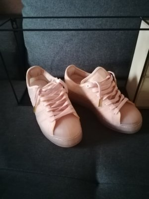 Adidas Originals Platform Trainers light pink