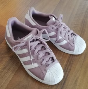 adidas Superstar, lila, Größe 36