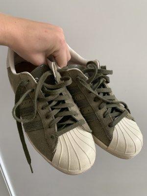 Adidas Superstar Olive