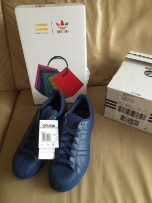 adidas superstar pharrell williams Gr. 40 2/3 NEU + OVP
