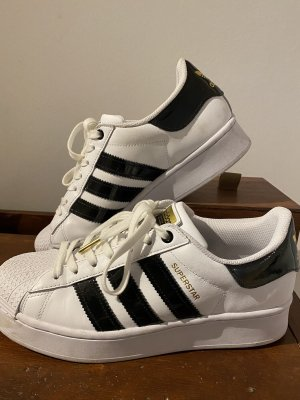 Adidas Superstar Plattform