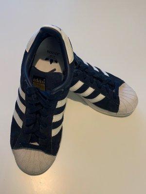 Adidas Superstar Rauleder Gr.36