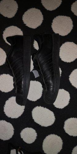 Adidas Superstar schwarz 39 1/3
