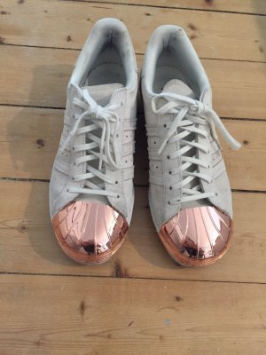 Adidas Lace-Up Sneaker rose-gold-coloured-cream