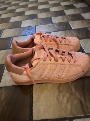 Adidas Originals Zapatilla brogue salmón