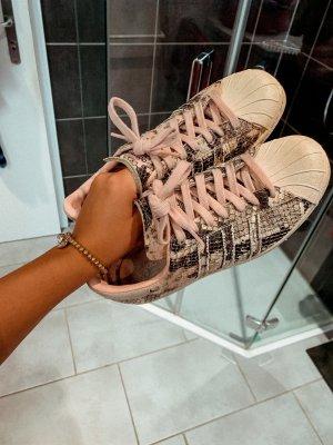 Adidas Originals Sneakers met veters beige-stoffig roze