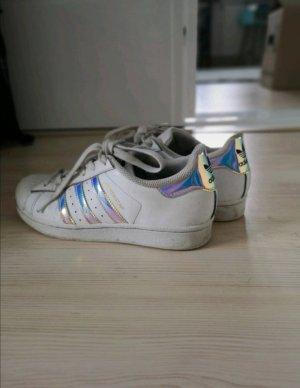 Adidas Superstars holografisch holo Sneaker