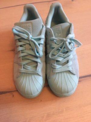 Adidas Sneakers met veters turkoois