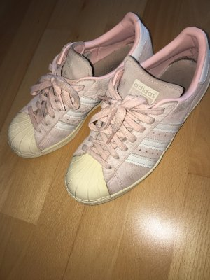 Adidas Superstars Vintage in rosa