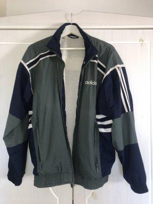 Adidas sweat Jacke oversized vintage