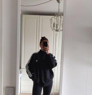 Adidas Felpa bianco-nero