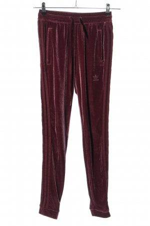 Adidas Pantalon de jogging brun style décontracté
