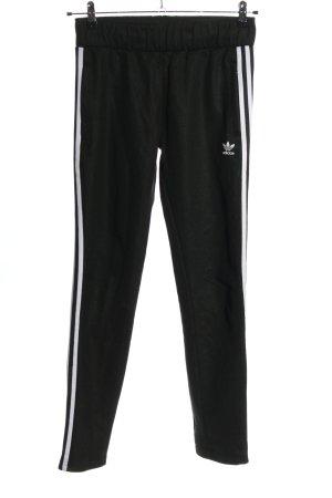 Adidas Sweat Pants black-white athletic style