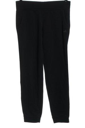 Adidas Sweathose schwarz sportlicher Stil