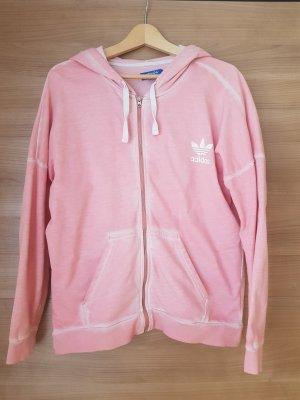 Adidas Kurtka dresowa różowy