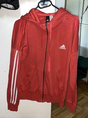 Adidas Kurtka przejściowa jasnoczerwony
