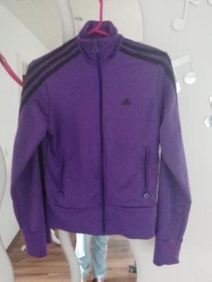 Adidas Sweat Jacket lilac